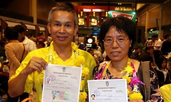 Detained Thailand Falun Gong Refugees Find Freedom in Norway; Human Rights Commission Continues Investigation