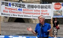 Ottawa Rally Celebrates 40 Million Chinese Quitting the Communist Party