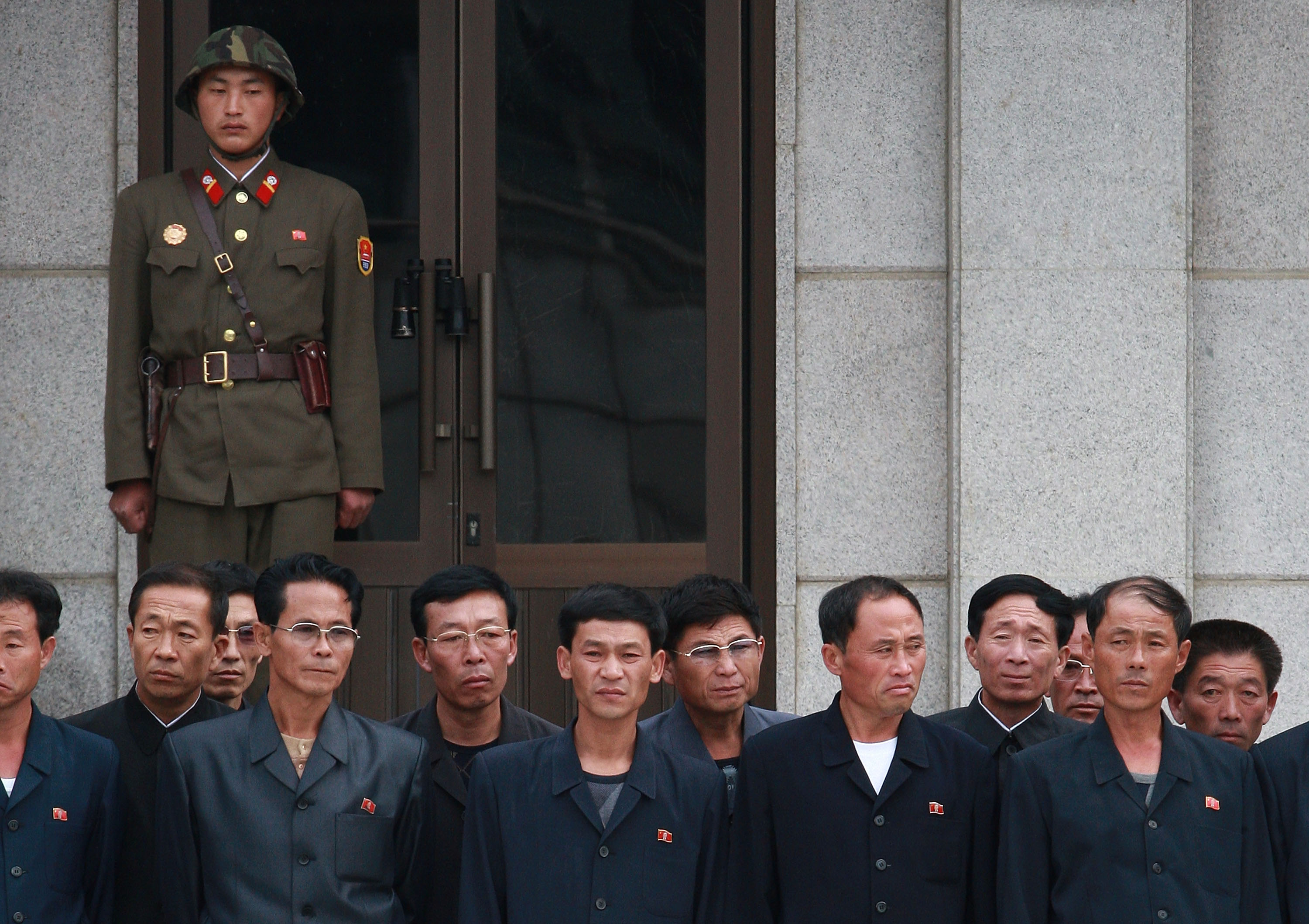 High-Priority City: The 'Republic' of Pyongyang