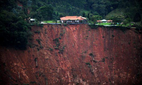 Brazil Mudslide: Surviving the Rains of Rio De Janeiro