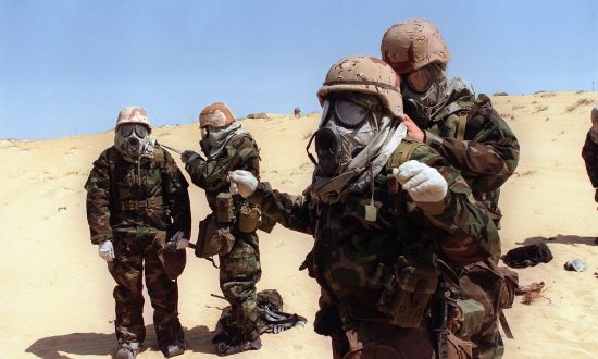 Study Says Gulf War Illness Is Result of Multiple Causes