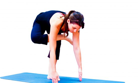 Move of the Week: Standing Glute Stretch