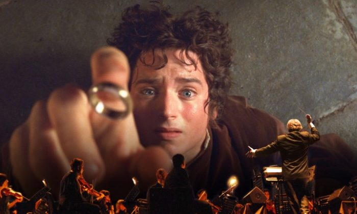 "The NAC's ""The Lord of the Rings: The Fellowship of the Ring in Concert"" added a new dimension to the popular film that was released to great acclaim in 2001. (Courtesy of National Arts Centre)"