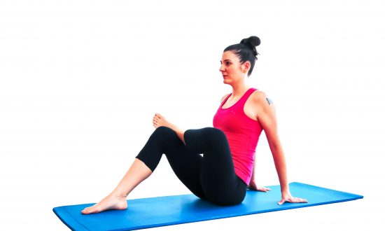 Move of the Week: Seated Glute Stretch