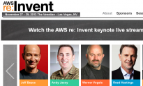 Amazon AWS: RedShift, Reduced S3 Prices at re:Invent