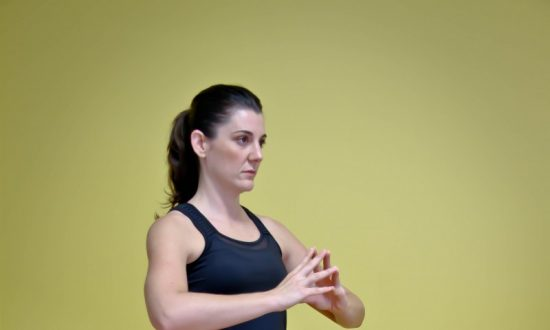Move of the Week: Diagonal Lunges