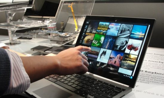 Google Chromebook Pixel Launched