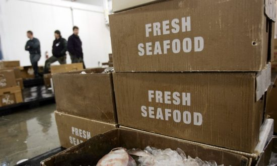 How Safe Is Your Seafood?