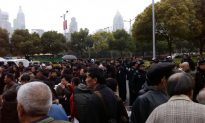Shanghai Petitioners Stage Protest Over Illegal Detentions