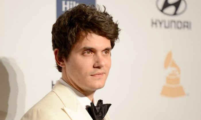 Rock star John Mayer admitted to hospital for emergency appendectomy