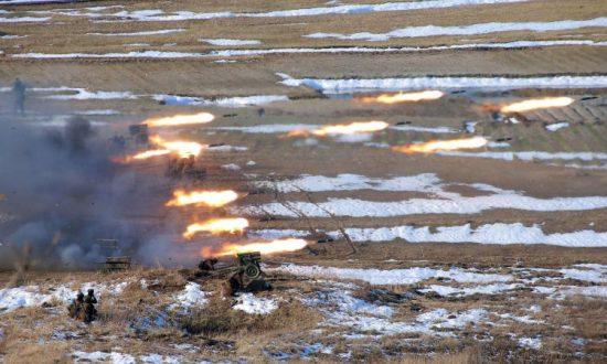North Korea: High Alert for Artillery and Rocket Forces