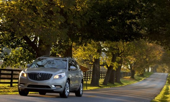 2013 Buick Enclave: A Fine Luxury SUV