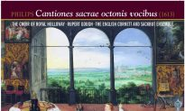 Album Review: The Choir of Royal Holloway's 'Peter Philips: Cantiones Sacrae Octonis'