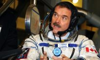 Happy Easter Earthlings: Astronauts Celebrate in Space