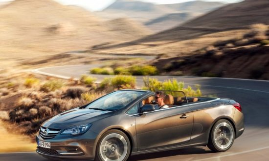 Will Opel's Cascada Lead to a New Buick Riviera?