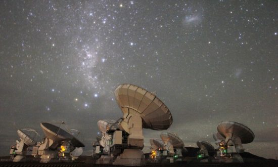 National Science Foundation Celebrates Inauguration of Atacama Large Millimeter/Submillimeter Array (ALMA) in Chile