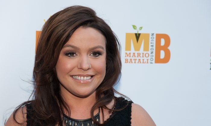 TV Personality Rachael Ray attends The Mario Batali Foundation Inaugural Honors Dinner at Del Posto Ristorante on September 9, 2012 in New York City. (Photo by Dave Kotinsky/Getty Images)