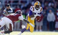 LSU RB Suspended After Arrest