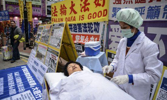 Tabbed for Organ Harvesting at Masanjia