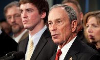 Bloomberg Angered by Failed Federal Gun Legislation