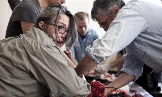 Training Journalists for Trauma in the Field