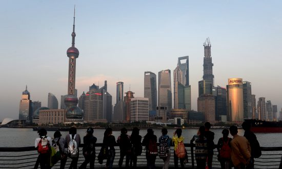 A 'Debt-Fueled Bubble' Called China