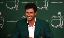 Adam Scott's Girlfriend—Golf's Heartthrob Taken