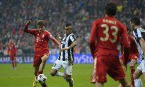 Bayern Munich Overwhelms Juventus 2–0 in Champions League
