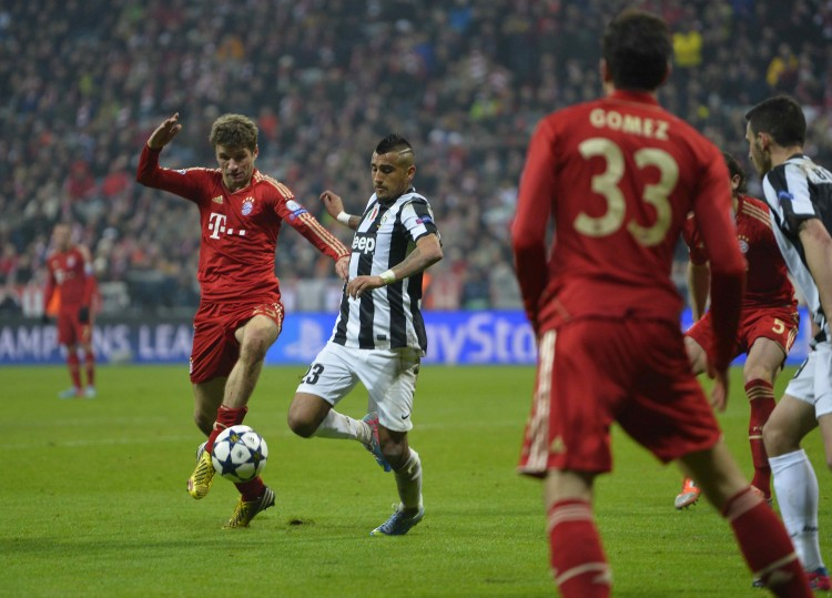 Bayern Munich Overwhelms Juventus 2–0 in Champions League