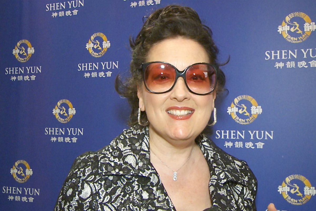 Opera Star Says Shen Yun Uplifts Humanity Lincoln Center