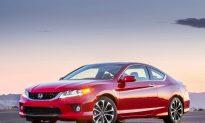 2013 Honda Accord Coupe V6: A Driving Delight