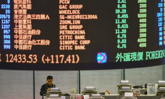 China Bubble Appears Close to Bursting