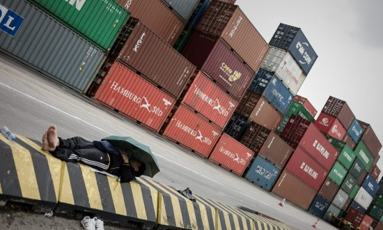 Chinese Export Data Appears to Have Been Pumped Up
