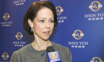 Dancer Praises Shen Yun: Difficult Moves, Effortless Appearance