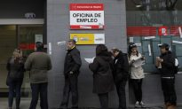 Eurozone Joblessness Reaches 12% for the First Time