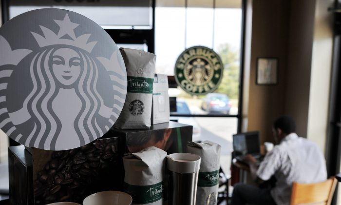 starbucks creditors