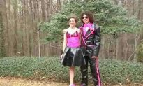 Duct Tape Prom Dress, Suit Made for Scholarship (+Photo)
