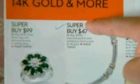 Macy's Catalog Typo: $1,500 Necklace Marked Down to $47
