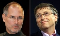 Bill Gates Gets Teary Describing Last Words with Steve Jobs (+Video)