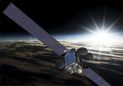 Chungwa Telecom's ST2 satellite. Chunghwa is being slow in renewing the contract for independent television station NTD Television's broadcasts into China. (Gunter's space page)