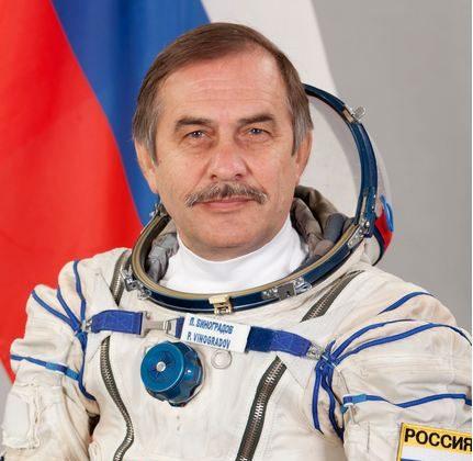Russian cosmonaut Pavel Vinogradov. (Gagarin Cosmonaut Training Center)