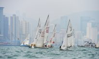 Yachting: Flying Fifteens Win Nations' Cup
