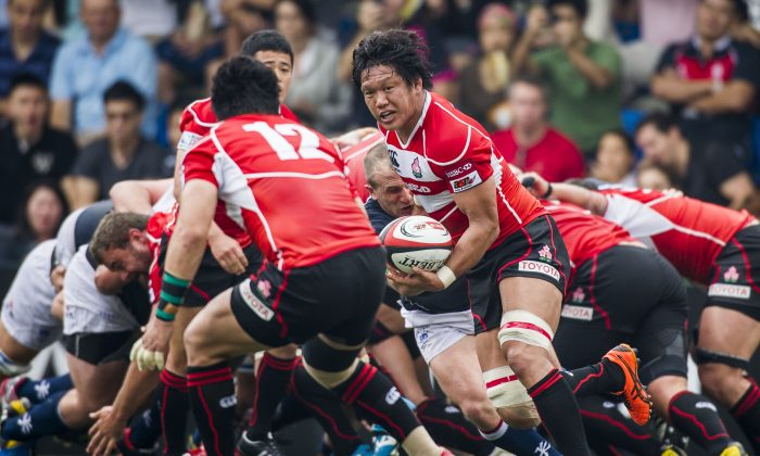 Asian nation series rugby