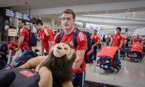 British and Irish Lions 125th Anniversary Tour Kicks Off in Hong Kong