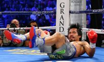 Pacquiao Rios Fight to Happen in China