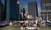 Heat-related Deaths in Manhattan Projected to Rise 20 Percent by 2020's