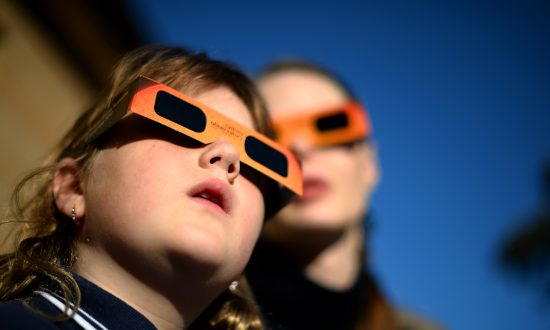 'Ring of Fire Eclipse': Australians Get Rare Nighttime Sight