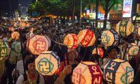 South Korea Celebrates Buddha's Birthday with Famous Parade