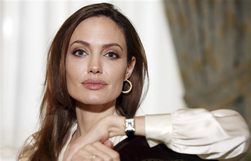 Jolie 'Disheartened' by US Response to Migrant Crisis