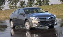 2013 Avalon Hybrid XLE Touring: A Radically New Drive